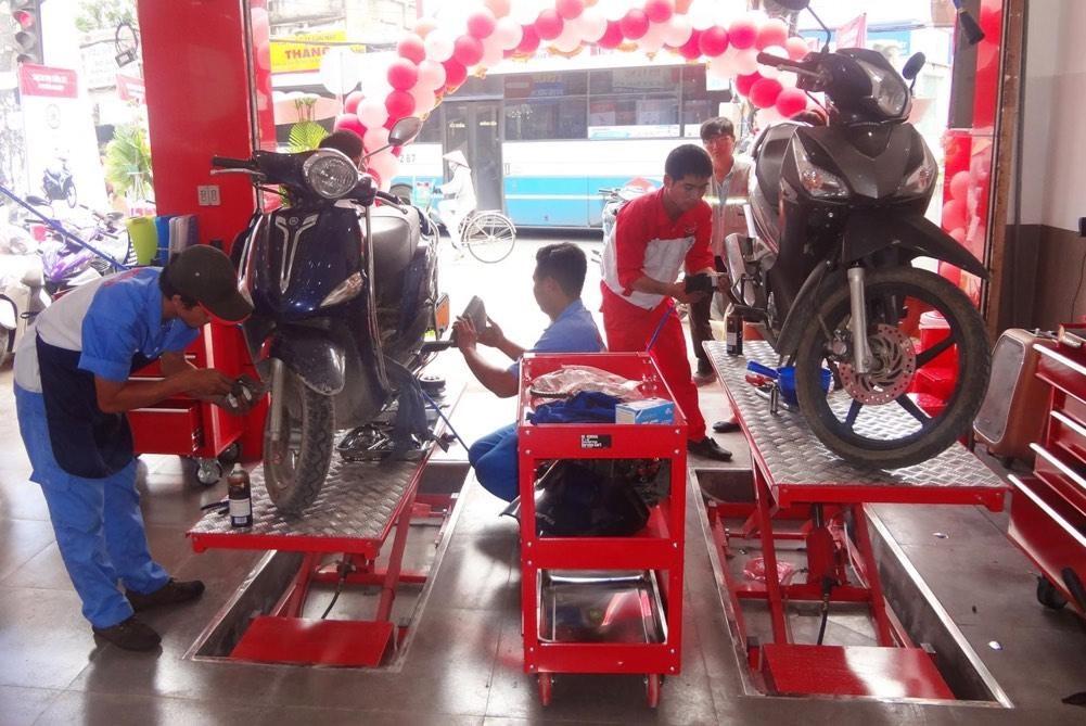 Bảo dưỡng vỏ xe máy như thế nào là chuẩn và tốt nhất?