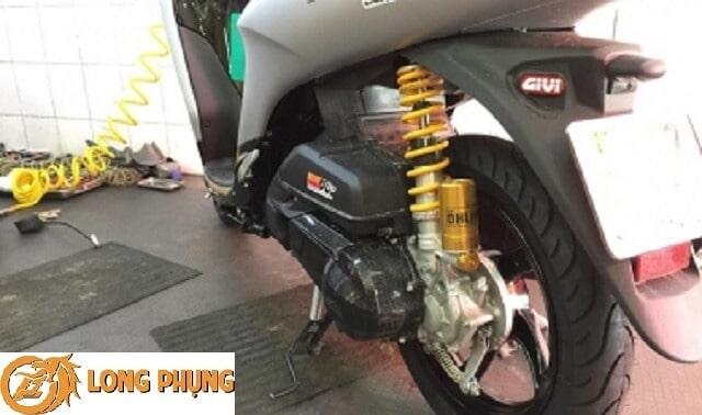 Xe Janus cần bảo dưỡng gì để an toàn trong mùa mưa? | Vỏ xe máy